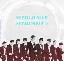 Super Junior - Super Show 5 by TanyaGreece
