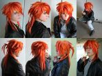 Arda Wigs Iron Wigs: Final Round - Freestyle Wig by ShinraiFaith