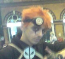 My Jack spicer cosplay 2012 manchester  expo. by B0N3Z666