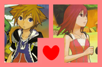 Fullmetal Kingdom ~ Sora and Kairi? by 4xEyes1987