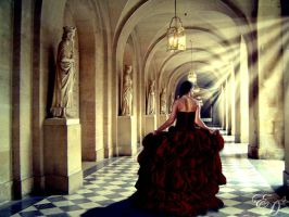 Heading to the Ball by Missionpb