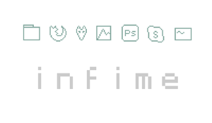 Infime (icon set) by noha-ra