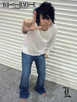 L is for Lawliet by jettyguy