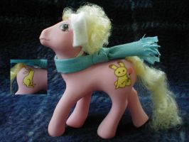 Custom Momiji My Little Pony by Mizaya