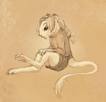 Kreslack the Kangaroo... Rat by Red-Lynx