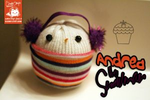 Andrea the Snowman by cleody