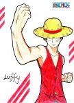 Monkey .D. Luffy : One Piece by Katong999