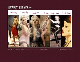 interactive : deadly curves by vanityclaire