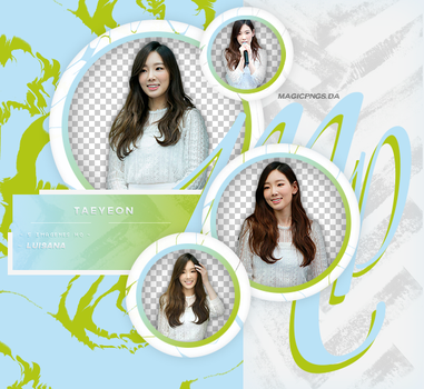 PACK PNG 638 | TAEYEON by MAGIC-PNGS