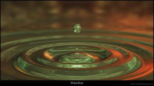 Waterdrop by ValdesBG