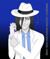 Orochimaru Smooth Criminal by shimbo-lopes