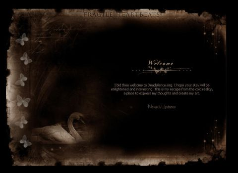 Deadsilence New Layout by malicia