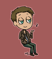 SPN: Dean Chibi 2 by Soliels