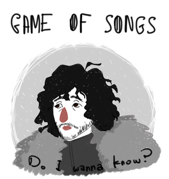 Jon snow by Tophita