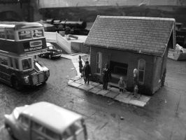Town Scene 21 by Locomotive-Lloyd-1