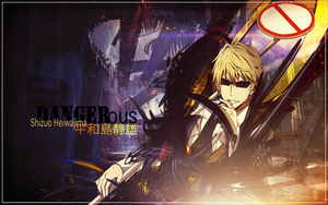 Shizuo Wallpaper by lotras