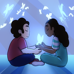 [Steven Universe] Here Comes a Thought by darlingGrim