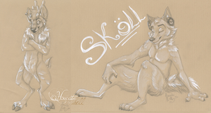 Skoll MIA by hecatehell