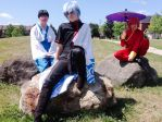 The Gintama Trio by Kkmkingdom