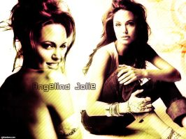 Angelina Jolie Allure by dressed-in-leather