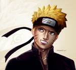 Naruto by TheJw