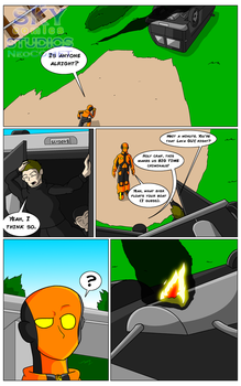 Lava Man Preview (7) by SKYcomicsSTUDIOS