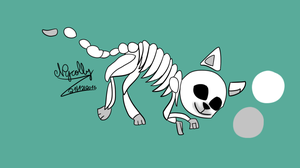 Skelly ( oc ) by Gagiass1545