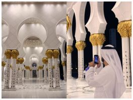Zayed Mosque by amirajuli