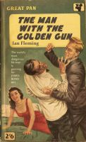 The Man With The Golden Gun (Great Pan) by KingHoneypot