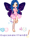 Pixel Fairy Doll by Sleepy-Stardust