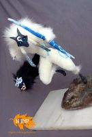 Kindred, League of legends artdoll by Skadi-r