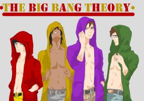 The big bang theory gone sexy by XcrazyBloodsuckerX