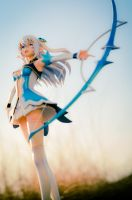 Carefree Archer by phtoygraphy