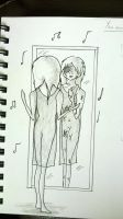 You and Your Mirror by 16RoseBlack