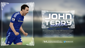 John Terry Vector by Meridiann