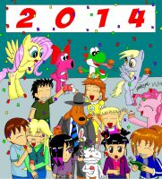 It's 2014 by pheeph