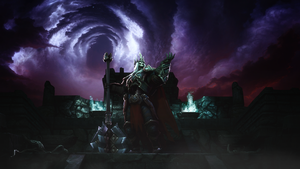 King Leoric by evgenyprice