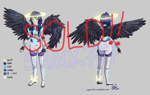 Space Angel Adoptable -CLOSED- by shock777