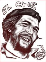 Revolutionary Minds : Che Guevara by Insanemoe