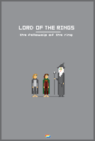 The Fellowship Of The Ring by J-Castaneda