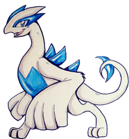 Lugia FC - Crystal by Astro-Wingz