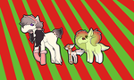 Christmas themed adoptsOPEN by DI-AlecHardy