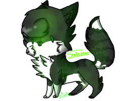 .:AT:. Snakestar Chibi by xTROPIC-CARRlBEAN
