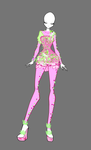 Tynix Adoptable - 60 points (OPEN) by WinxCLUBbrazil