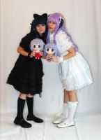 Higurashi: Lolita Babies by thecreatorscreations