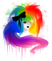 Wear the Rainbow by loulaLETHAL