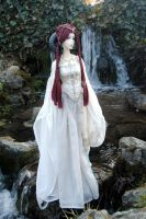 lady of the river by Umrae-Thara