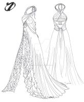 Dress Ideas 7 by Cruel-Crush