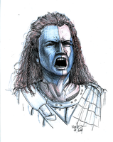William Wallace by Massimo-Weigert
