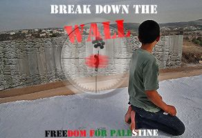 Freedom for Palestine by dontjump86